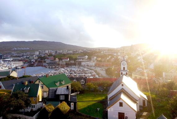Torshavn centre